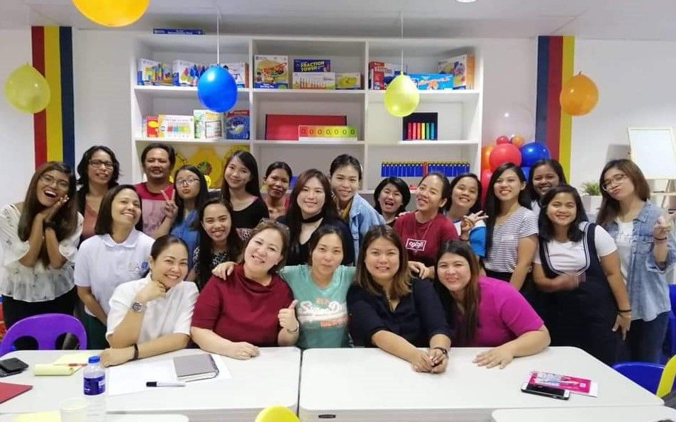 SAM Singapore Math Franchisee and Certified Trainers